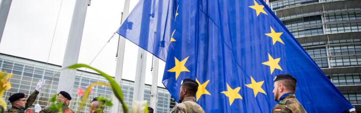 Подумать об обороне. ЕС решил обзавестись военной доктриной