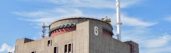 Один з блоків Запорізької АЕС відключили для капітального ремонту