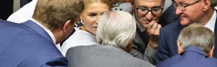 Золото партий. Ляшко платит Рабиновичу, Садовый берет деньги за женщин и 336 спонсоров Тимошенко