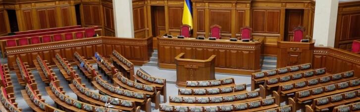 Локдаун в Киеве: Железняк сомневается, что Рада будет работать