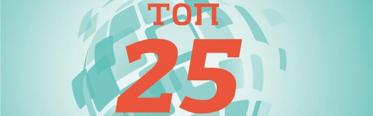 Топ-25 лучших международных компаний вУкраине