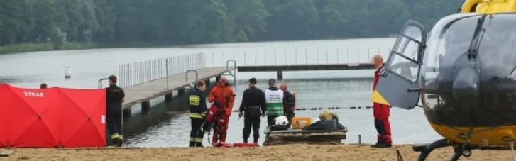 У Польщі потонув маленький українець, батьки можуть сісти у в'язницю на п'ять років
