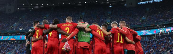 Евро-2020: Россия в Санкт-Петербурге разгромно уступила Бельгии