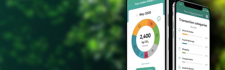 Вуглецевий калькулятор від Mastercard дозволить споживачам визначити свій вплив на довкілля
