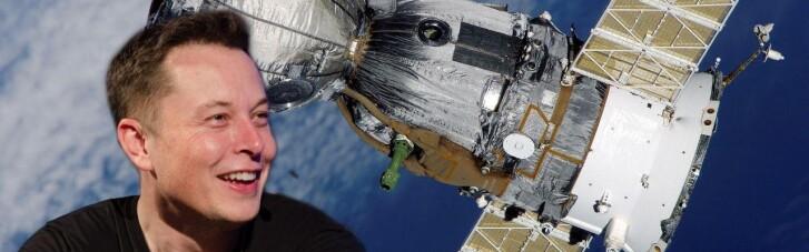 """Украина ведет переговоры с компанией Маска о запуске спутника """"Сич"""" ракетой SpaceX"""