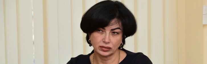 """""""Мэр"""" Симферополя ушла в отставку"""