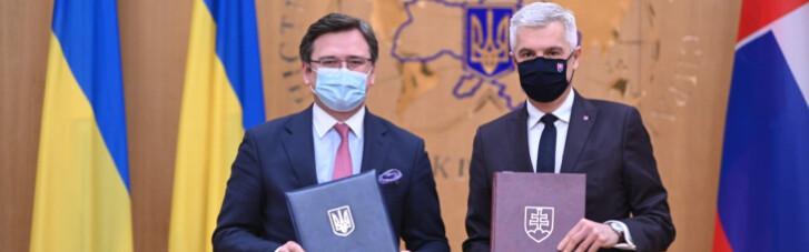 """""""Зразкові відносини"""": Україна і Словаччина проведуть бізнес-форум"""