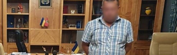 Замглавы Харьковского облсовета, попавшийся на взятке, вышел из СИЗО