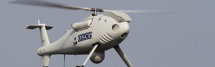 """Безпілотник ОБСЄ виявив понад 60 танків бойовиків, 20 гаубиць і """"Гради"""""""
