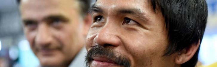 Легендарний боксер йде в президенти