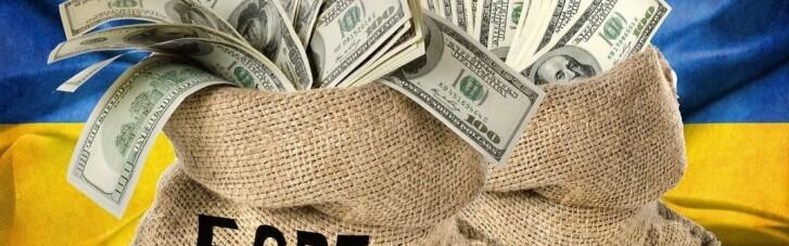 """Мінфін розповів, скількі мільярдів боргу набрала """"зелена влада"""" за 2020 рік"""
