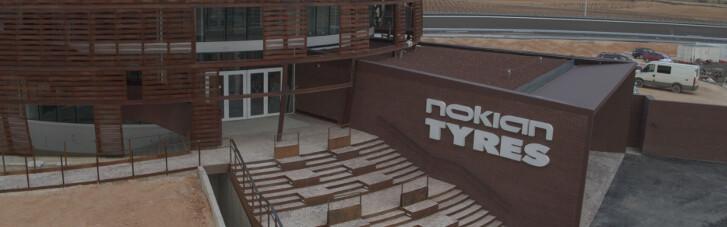 Тестовий центр Nokian Tyres в Іспанії на стадії нарощування обертів
