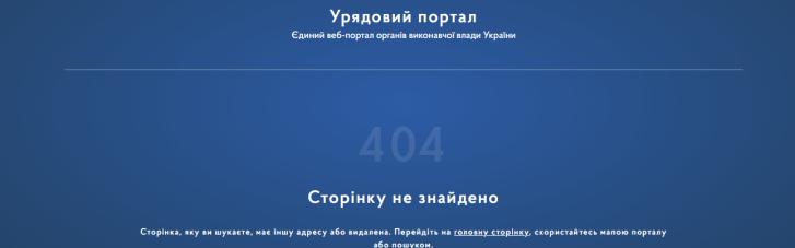 Постанова про заборону ввезення туалетного паперу і інших товарів з Росії зникла з сайту Кабміну