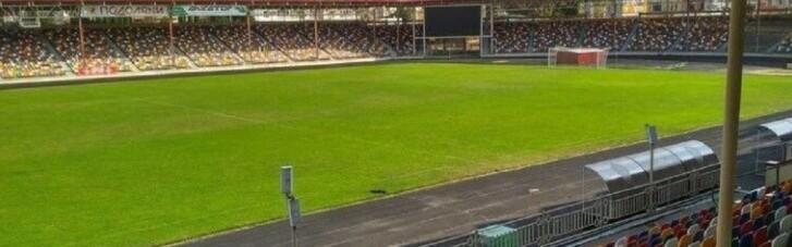 В Тернополе решили, что делать со стадионом Шухевича после критики Польши и Израиля
