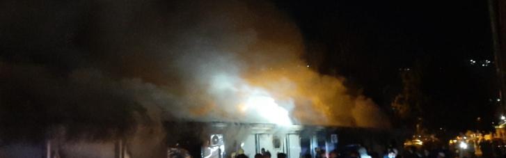 """Жертвами пожежі в лікарні для """"коронавірусних"""" в Північній Македонії стали 10 осіб"""