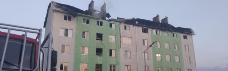 Трагедия в Белогородке: появилось видео допроса подозреваемого