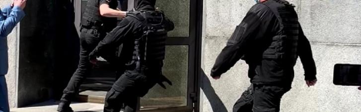 """Державна фіскальна служба прийшла з обшуками в офіси """"Нафтогаз Україна"""""""