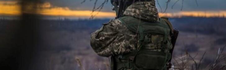 Бойовики обстріляли українські позиції зі стрілецької зброї біля Пісків