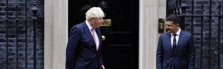 Глобальна Британія і російський сарказм. Чому візит Зеленського в Лондон став знаковою подією
