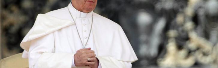 Между Трампом и Путиным. Как Папу Франциска в ереси обвинили