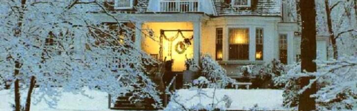 Сколько стоит дом для празднования Нового года