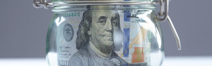 Депозитная кухня. Когда вклады в гривне станет выгодно менять на долларовые (ИНФОГРАФИКА)