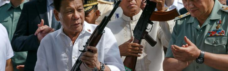 """Не пучь очі, """"сучий син"""". Навіщо Філіппіни хочуть оголосити війну Канаді"""