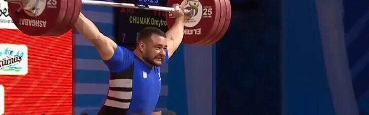 Украинский тяжеловес завоевал золото в Москве и в третий раз подряд стал чемпионом Европы