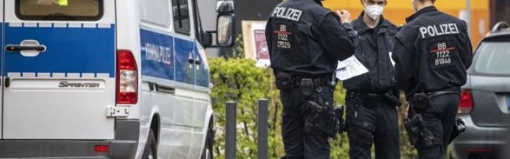 В Германии атаковали две синагоги и сожгли флаги Израиля