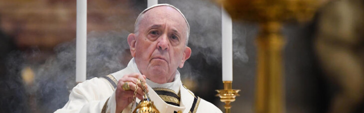 """Прощають всіх! Навіщо Папа Римський роздає """"коронавірусні"""" індульгенції"""