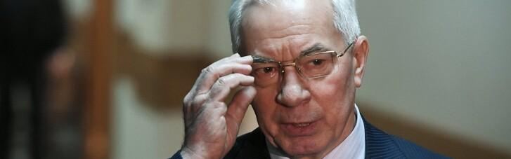 """Азаров відреагував на звинувачення у державній зраді в дусі """"сам дурень"""""""