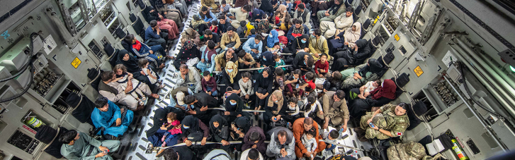 Афганские беженцы в украинских зонах. Почему власть пожалеет о таком решении