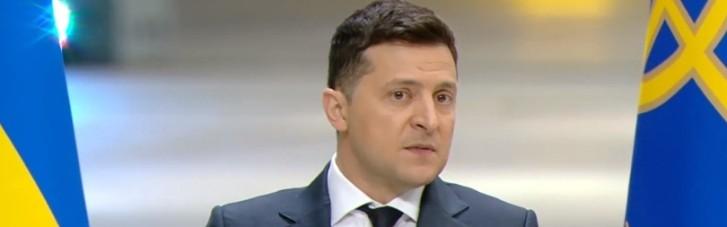 Зеленский прокомментировал возможность роспуска Верховной Рады