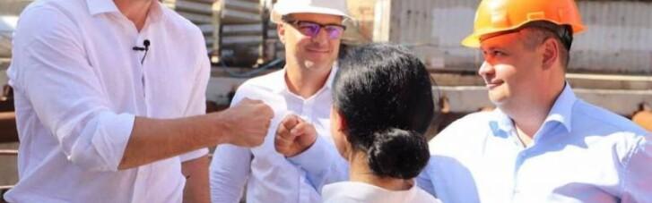 """Метро на Виноградарь: Кличко помог решить проблемы со строительством, - директор проектов """"Киевметростроя"""""""