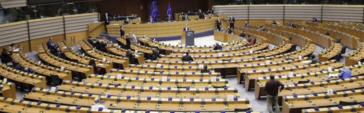 Українська доповідь Європарламенту. Навіщо Брюссель намагається відсунути Вашингтон від України