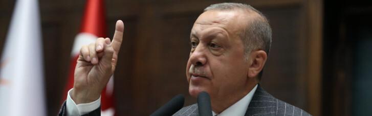 Лапочка Реджеп. Как Эрдоган заставляет ЕС отказаться от санкций
