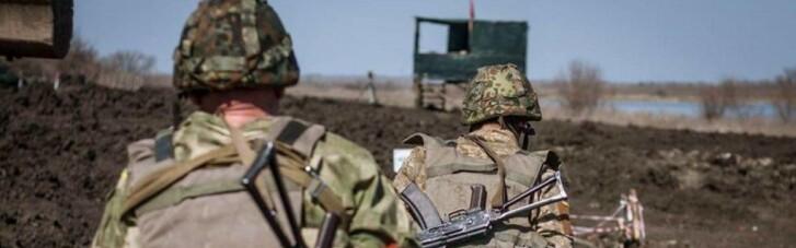 Бойовики на Донбасі збільшили активність і вбили українського військового