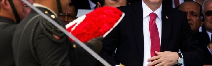 Шантаж и буллинг Эрдогана. Почему никто не хочет ссориться с Анкарой