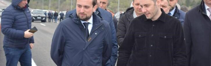"""""""Велике будівництво"""": на мосту через Хаджибейський лиман відкрито повноцінний рух, - Тимошенко"""