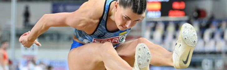 Украинка завоевала золотую медаль на чемпионате Европы по легкой атлетике
