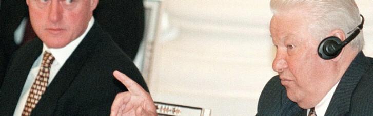 Єльцин 20 років тому заявив, що комуністи окупують Крим (ДОКУМЕНТ)