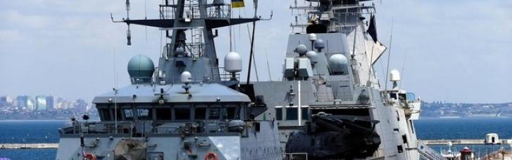 Sea Breeze-2021: кораблі НАТО прибули в порт Одеси (ФОТО)