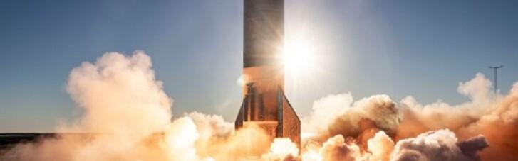 SpaceX запланувала тестовий запуск прототипу космічного корабля Starship на 23 березня