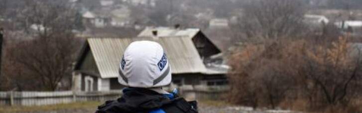 На Донбассе продолжаются обстрелы, боевики не отводят запрещенную технику, — ОБСЕ
