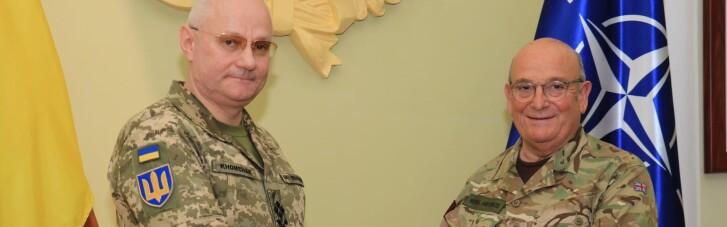 В Україну прибув глава Військового комітету НАТО