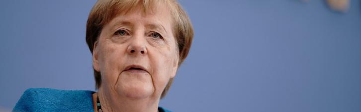 Меркель хочет продлить локдаун в Германии