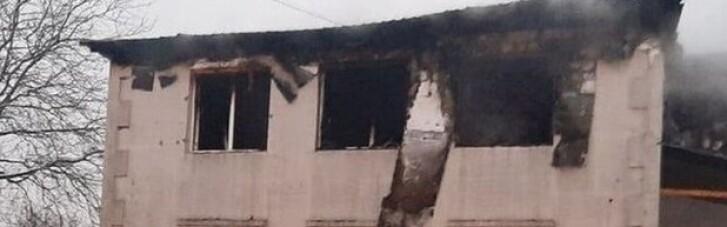 У Кабміні озвучили офіційну причину пожежі у харківському будинку для літніх людей