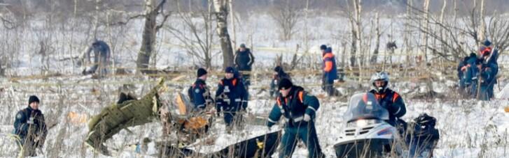 Чорна мітка для ліберала. Кого призначать винним в аварії Ан-148 у Росії