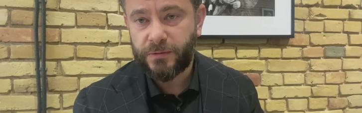 """Дубінський стверджує, що в ОПУ від нього вимагали створювати ТСК в Раді по """"плівках Порошенка-Байдена"""""""