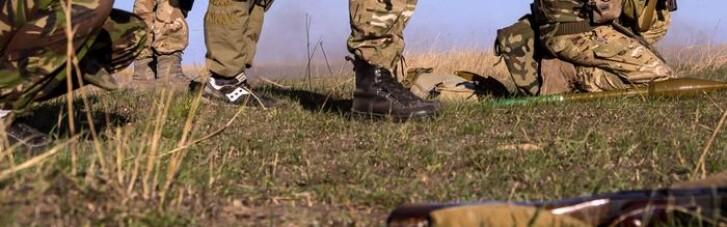 На Донбасі від кулі бойовиків загинув український військовий